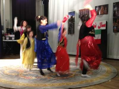 Traditional Dance by Hadaf Students